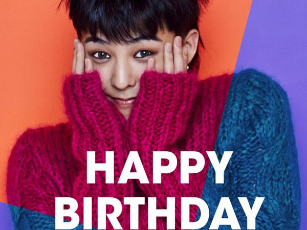 #Happy29GDay! Simak 7 Momen Saat G-Dragon Berhasil Curi Perhatian Dunia