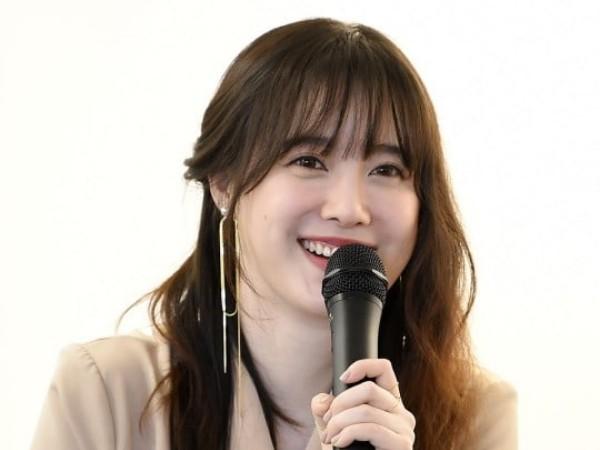 Sudah Move On, Goo Hye Sun Bagikan Cerita Jalani Hidup Lebih Positif