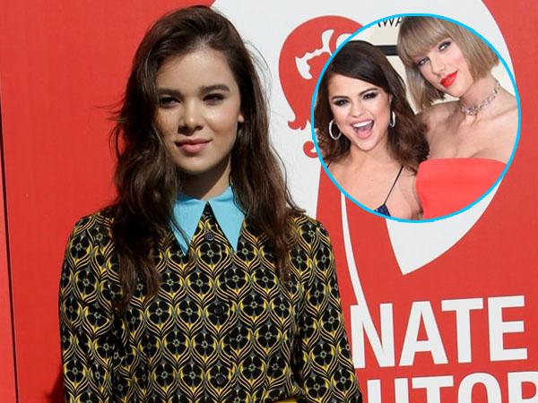 Hailee Steinfeld Ingin Sukses Seperti Sahabatnya Selena Gomez dan Taylor Swift
