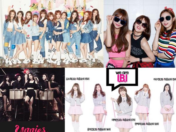 IOI Hingga Unnies, Ketika Proyek Girl Group 'Sementara' Kini Jadi Tren di Industri K-Pop