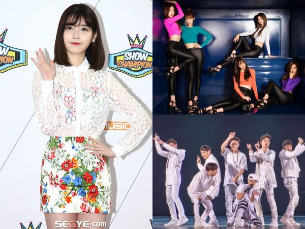 Inilah Para Idola K-Pop yang Paling Dinanti di Tahun 2015 Berdasarkan Para Ahli!