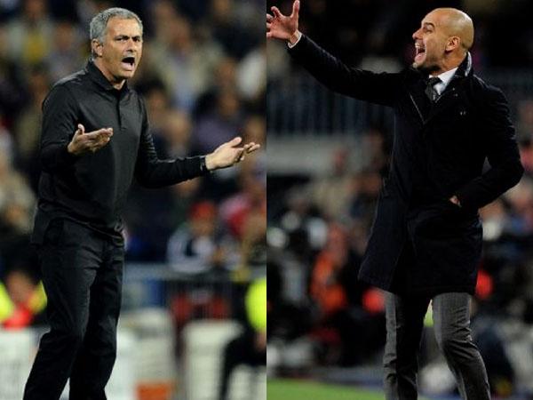 Ini Penyebab Klub Asuhan Jose Mourinho dan Pep Guardiola Batal Tanding di Tiongkok