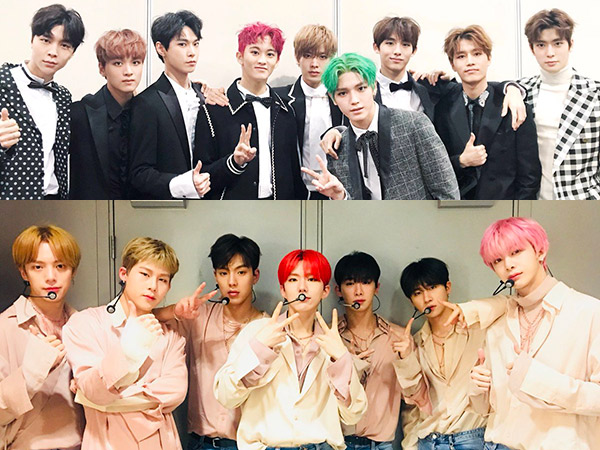 Makin Dekat dengan Siswa, NCT 127 dan Monsta X jadi Bintang Tamu Pertama di Program 'School Attack 2018'