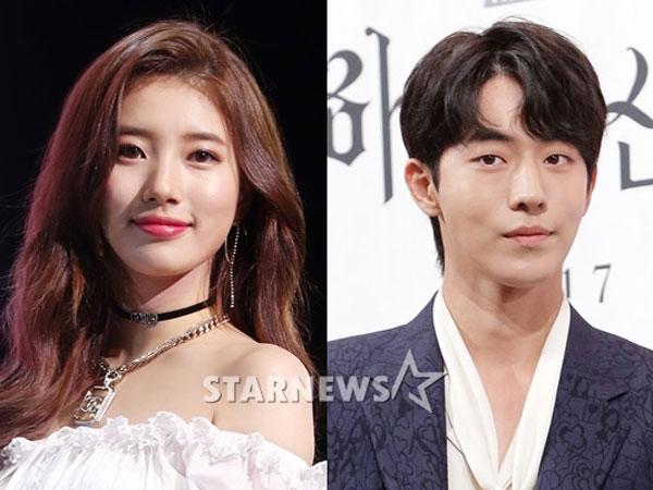 Bertabur Bintang, Suzy dan Nam Joo Hyuk Dipastikan Main Drama Baru tvN