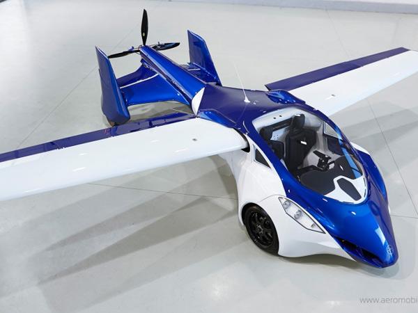 Bukan Cuma Khayalan, Mobil Terbang Asal Slovakia Ini Siap Diluncurkan!