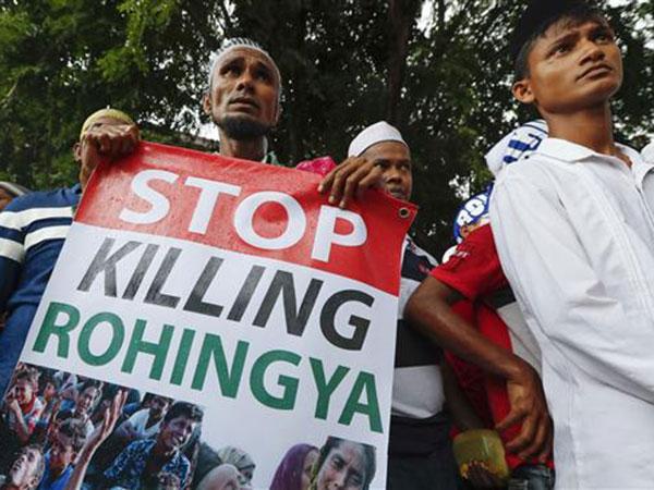Rencana Aksi Bela Rohingya Dalam Waktu Dekat di Indonesia