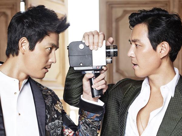 Bersahabat, Dua Aktor Korea Ini 'Janjian Jomblo'