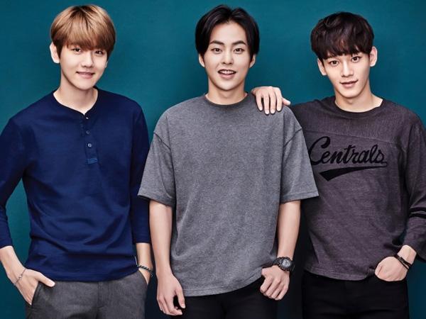 Terdiri dari 3 Member, EXO Dikonfirmasi akan Debutkan Sub Unit Pertamanya!