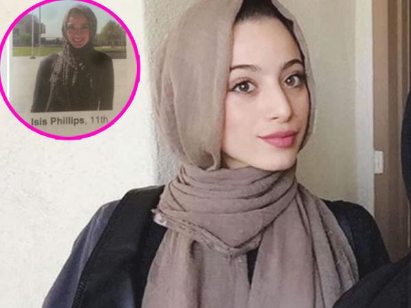 Isu Anti-Islam Kembali Mencuat, Nama Gadis Muslimah Ini Berubah 'Isis' Di Buku Tahunan