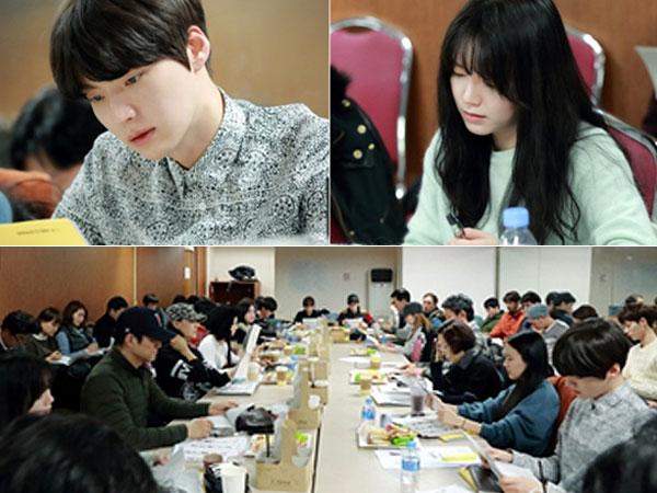 Ahn Jae Hyun & Goo Hye Sun Bersiap Untuk Drama Terbaru KBS 'Blood'