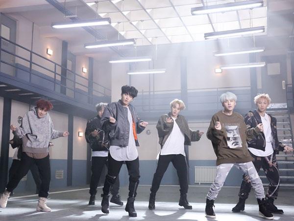 BTS Kembali Catat Rekor Baru Sebagai Grup K-Pop di Chart Billboard