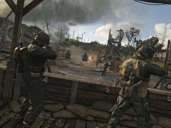 Hilang Kemampuan Penglihatan, Pria Ini Justru Raih Skor Tertinggi Di Game Call Of Duty!