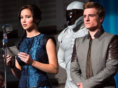 Trailer Perdana 'The Hunger Games: Catching Fire' Ditayangkan di MMA