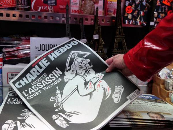 Vatikan Kritik Charlie Hebdo Atas Edisi Setahun Insiden Penembakan Kantornya