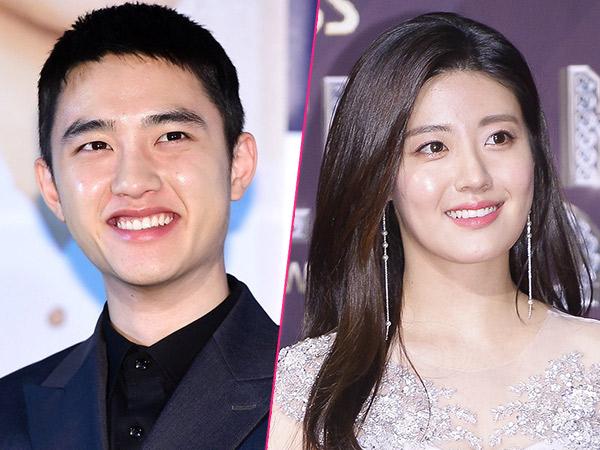 D.O EXO Dikabarkan Siap Comeback Drama Jadi Pemeran Utama Bareng Nam Ji Hyun