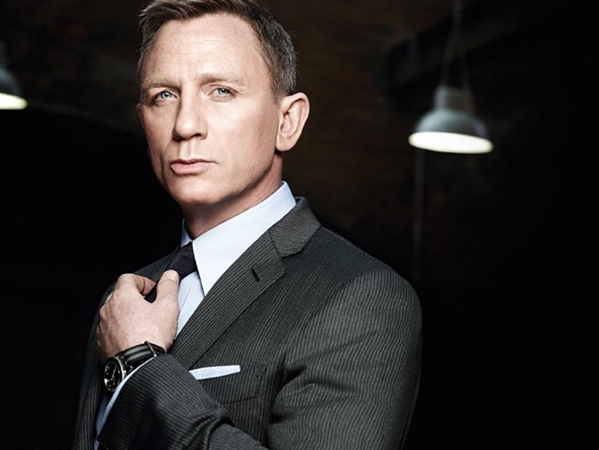 Daniel Craig Kembali Jadi James Bond di Film 'Bond 25'