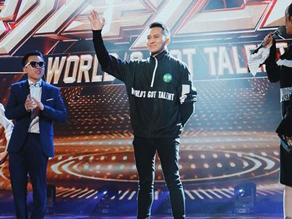 Tampil di World's Got Talent 2019, Demian Aditya Bawakan Aksi 'Death Drop' Lagi