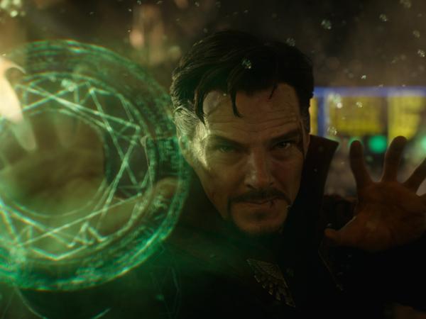 Simak Sederet Foto-Foto 'Canggih' Plus Hi-Res Dari Super Hero Baru 'Doctor Strange'