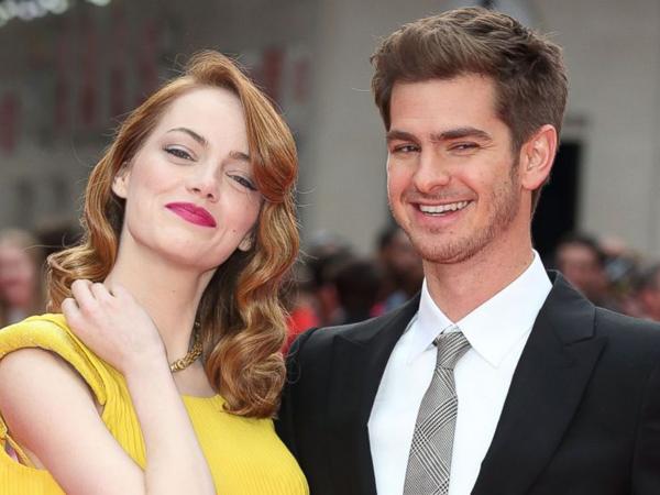 Tak Bisa Putus Lama-lama, Andrew Garfield dan Emma Stone Balikan