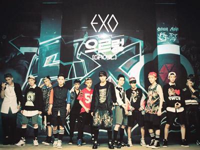 EXO Tunjukkan Aksi Dance Memukau dalam Video Musik 'Growl'!