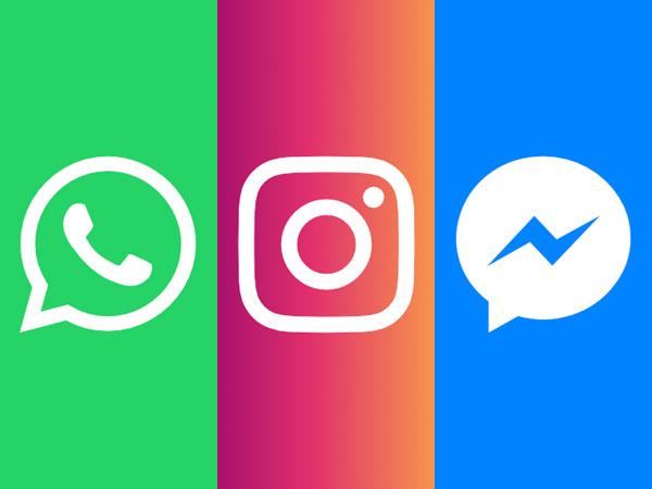 Facebook Berencana 'Satukan' WhatsApp, Instagram, dan Messenger