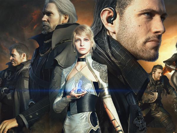 Dinantikan Penggemar, Final Fantasy XV Hadirkan Konsep dan Visual Super Keren!