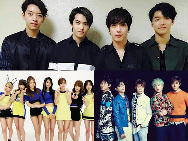 CNBLUE Batal Hadir, Artis FNC Entertainment Lainnya Juga Tak akan Muncul di MAMA 2015?