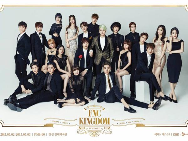 Unggah Potongan Foto Misterius, Para Artis FNC Entertainment akan Rilis Lagu Kolaborasi?