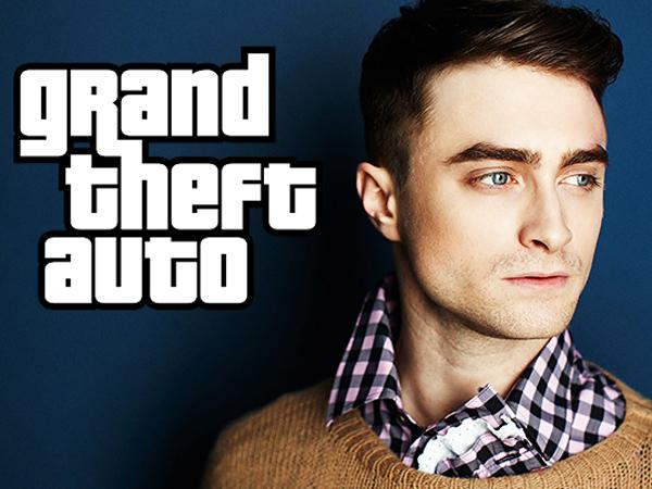 Drama Grand Theft Auto Daniel Radcliffe Dituntut Oleh Pembuat Gamenya!