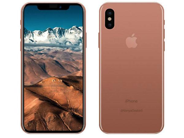 Harga iPhone 8 Bakal Jauh Lebih Mahal Gara-gara Samsung?