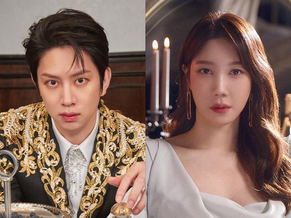Lucunya Heechul Kena Spoiler The Penthouse Langsung dari Lee Ji Ah