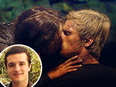 Josh Hutcherson Nyaman Beradegan Mesra Dengan Jennifer Lawrence