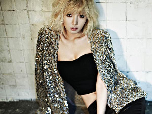 Polisi Telah Lakukan Penyelidikan Terhadap Kasus Foto Bugil HyunA 4Minute