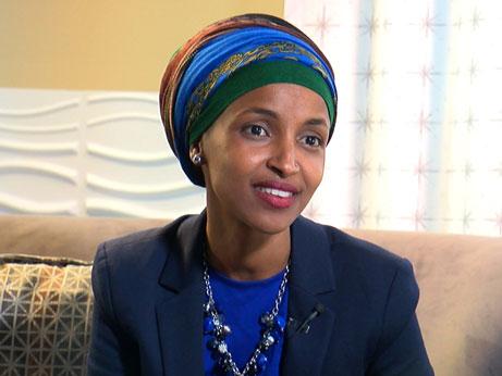 Ilham Omar, Muslimah Pertama Yang Jadi Anggota Kongres AS