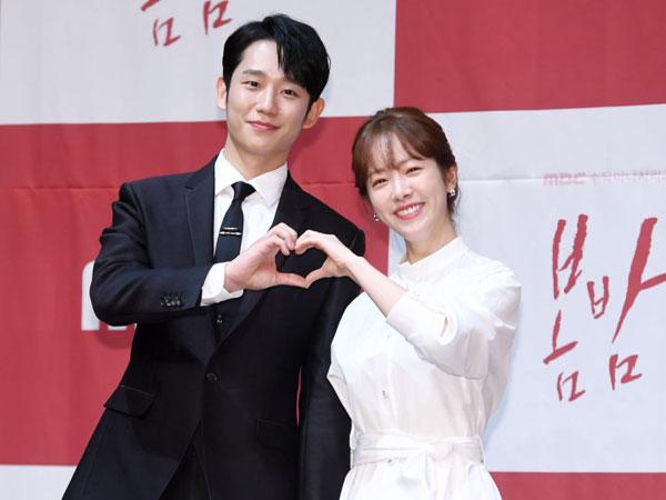 Terpaut Usia 6 Tahun, Jung Hae In Mengaku Belum Pernah Panggil Han Ji Min 'Noona'