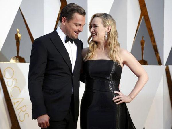 Ini Dia Aksi Mulia Yang Dilakukan Kate Winslet dan Leonardo DiCaprio Pada Seorang Penderita Kanker