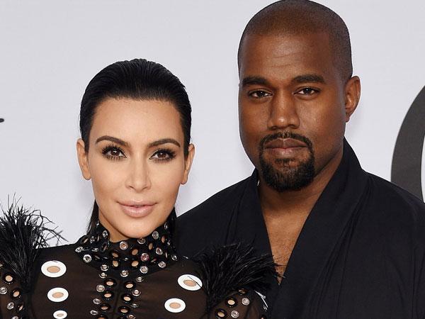 Gunakan Ibu Pengganti, Kim Kardashian dan Kanye West Sambut Kelahiran Anak Ketiga!