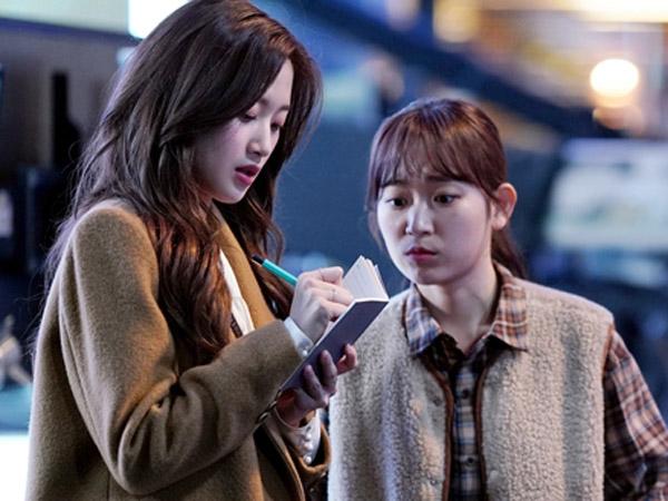 Kim Seul Gi Jadi Adik Sekaligus Manajer Moon Ga Young di Drama Baru MBC