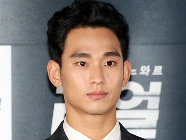 Kim Soo Hyun Mendadak Nangis Ditengah Acara Promosi Film 'Real'