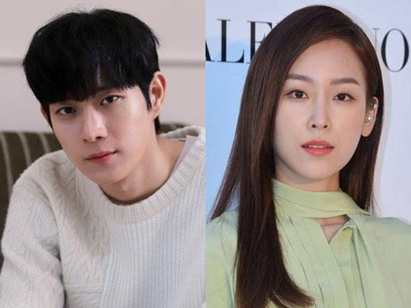 Laris Manis, Kim Young Dae Jadi Calon Pasangan Seo Hyun Jin di Drama Romantis