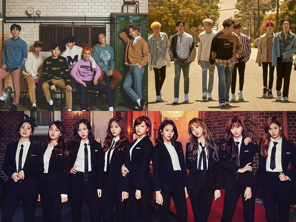 Sederet Idola K-Pop Ini Dikonfirmasi Siap Comeback di Bulan Oktober 2017!