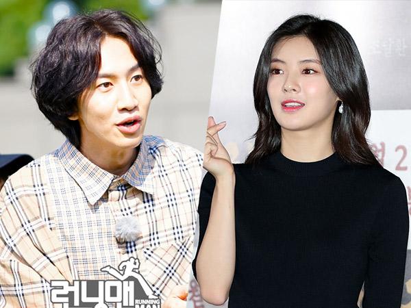 Lee Kwang Soo Siap Buka-bukaan Soal Asmaranya dengan Lee Sun Bin di Episode Terbaru 'Running Man'