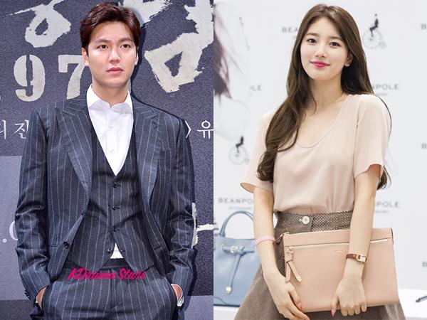 Lee Min Ho dan Suzy miss A Diam-diam Berpacaran!