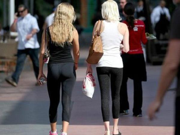 Wah, Wanita di AS Akan Dilarang Pakai Celana Legging?