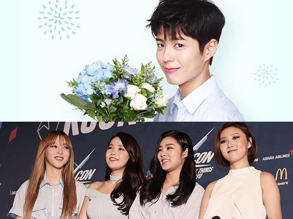Park Bo Gum dan Mamamoo Juga Akan Ramaikan Olimpiade PyeongChan 2018 Sebagai Pembawa Obor