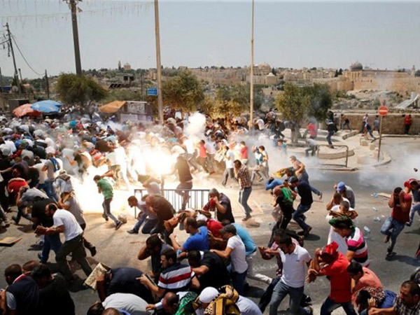 Kronologi Penembakan di Masjid Al Aqsa Hingga Pembekuan Hubungan Palestina-Israel