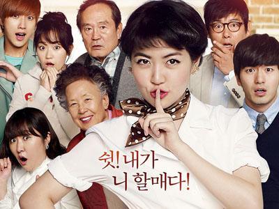 'Miss Granny' Sukses Berikan Komedi Segar Ala Korea!
