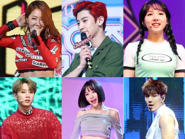 Inilah Deretan Idola K-Pop Lainnya yang Juga Siap Kolaborasi di Episode Spesial 'Music Bank'
