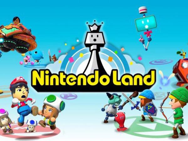 Serunya Pengalaman Dunia Game Akan Jadi Nyata Di 'Nintendo Land'!