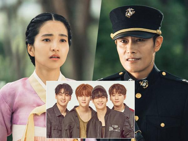 Dinyanyikan NU'EST W, OST Drama 'Mr. Sunshine' Puncaki Tangga Musik Korea